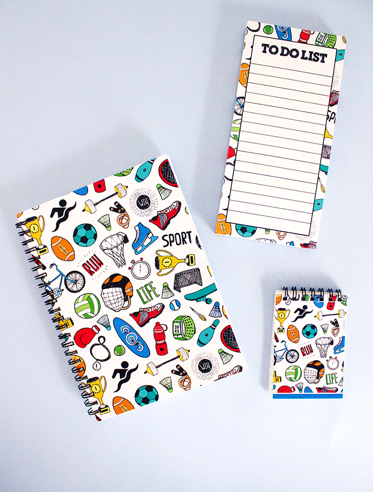 Customised Doodled Stationery Ideas | The Craftables