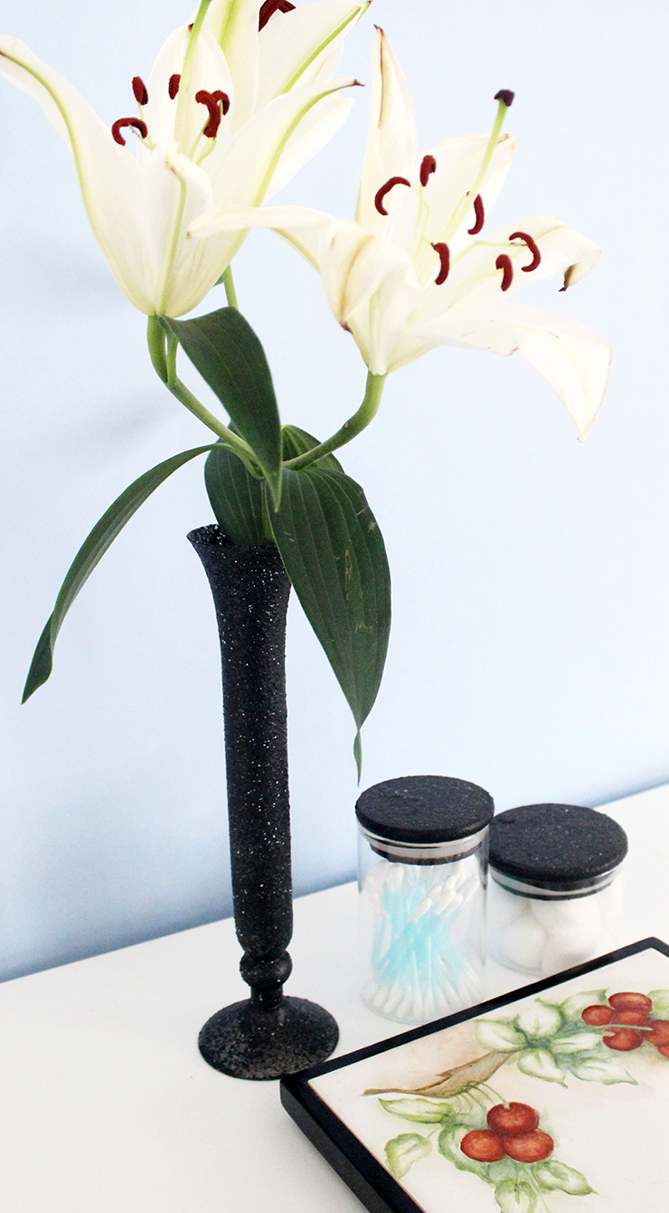 Craft Idea For beginners DIY Stone Effect Vase | The Craftables Tutorial