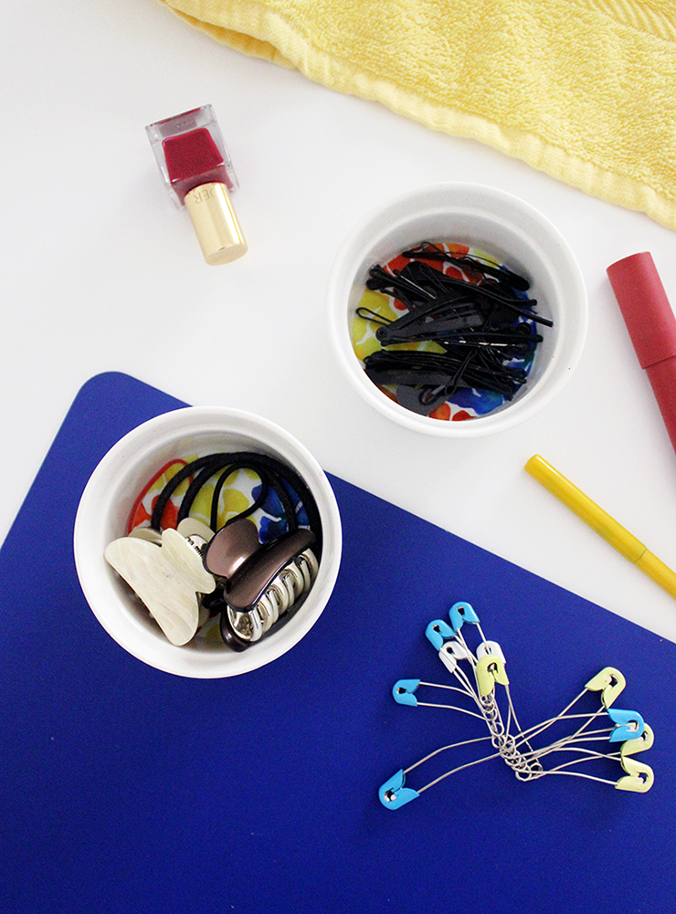 Do it yourself craft ideas for your room DIY Upcycled Trinket Dishes   The Craftables