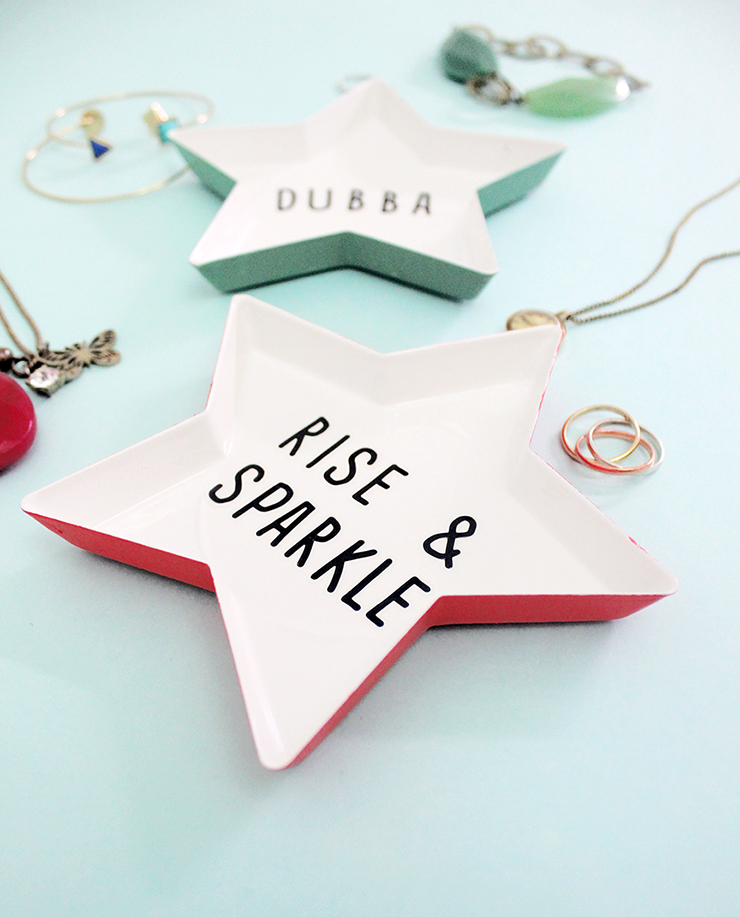 Easy to make DIY kits | Personalised Ring Holders | The Craftables Tutorial
