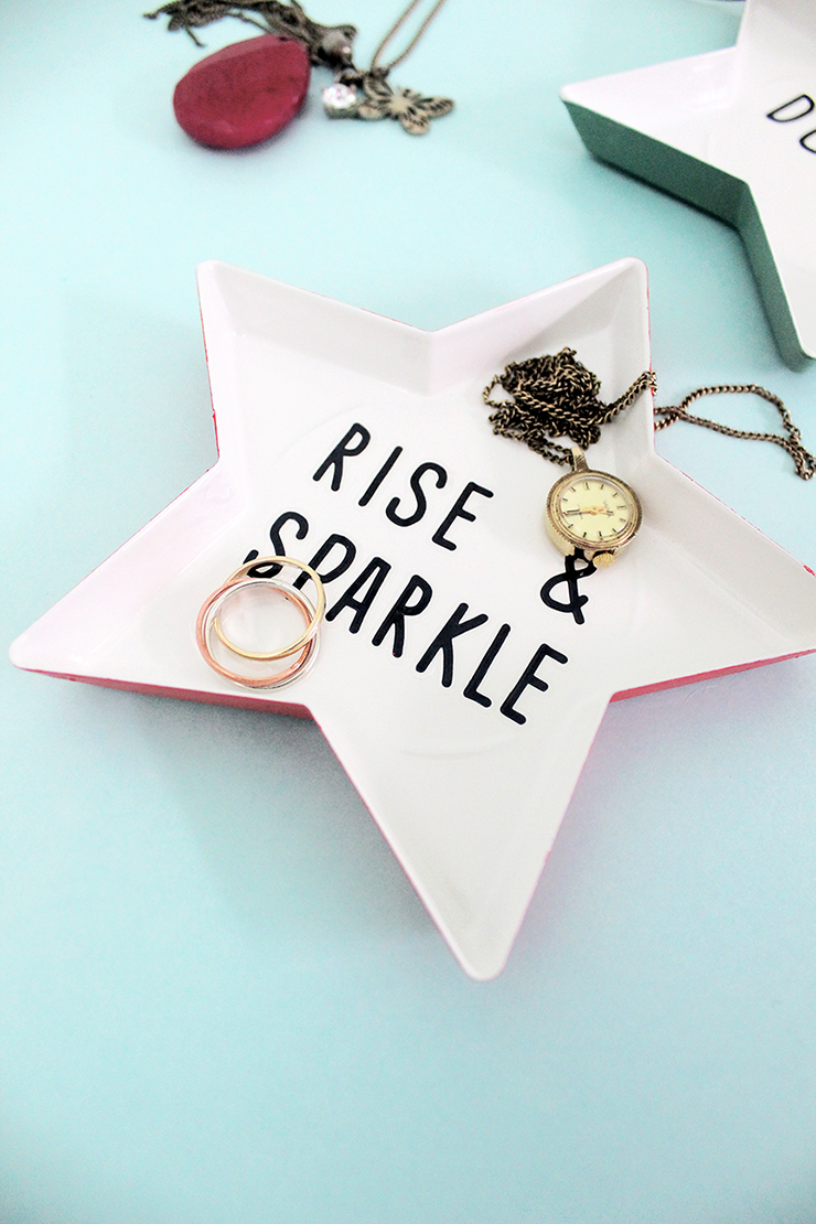 How to make Personalised Ring Holders | The Craftables Tutorial