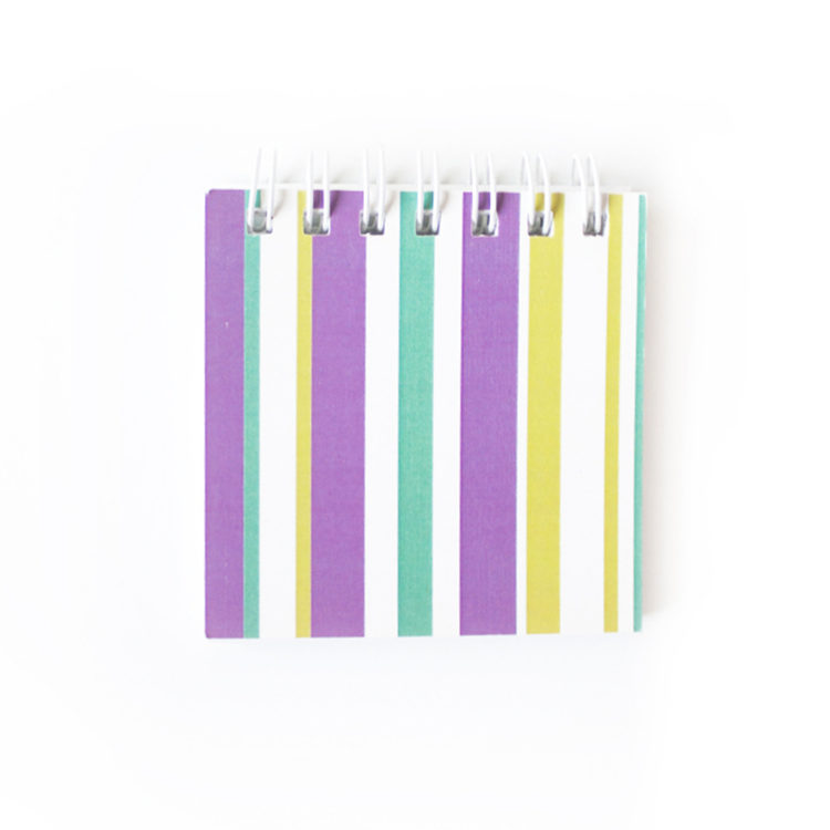 Bossmode Mellow Yellow Mini _ Small Notepads _ Custom Stationery by The Craftables