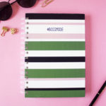 Bossmode Notebooks _ Custom spiral notebooks _ Crepe Office Gifts by The Craftables