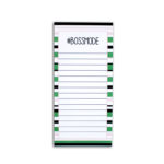 Bossmode To Do List _ Magnetic Listpads _ The Craftables Stationery Sets