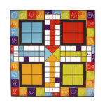 Game On Lime | Game Night Ludo | Themed board games | Customised Games by The Craftables