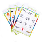 Game On Lime | Logo Quiz for game night | Printable games by The Craftables