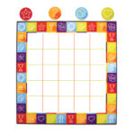 Game On Lime | Tic Tac Toe | Customised game night knots and crosses | Themed board games by The Craftables