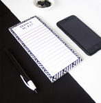 Hashtag Lapis To Do List _ Corporate gifting _ Buy to do lists online by The Craftables