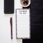 Hashtag Ruby To Do List _ Bespoke office stationery by The Craftables