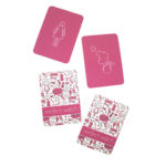 Ladylike Brunch Matching Cards | Memory Games for adults | Perfect Match ladies lunch theme | The Craftables