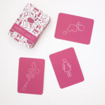 Ladylike Brunch Matching Cards | creative match cards | buy card games online | The Craftables