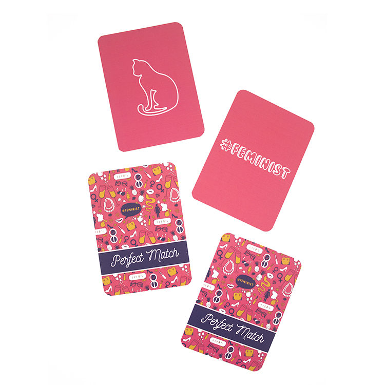 Ladylike Fiesta Matching Cards M | buy card games online | fun memory games for kids | The Craftables