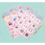 Ladylike brunch printable logo quiz game idea | guessing games for adults | trivia games for parties | The Craftables