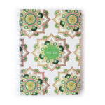 Mandala Notebooks _ Spiralbound customised journals Mandala Wedding Stationery _ Ring Binders, Folders, Planners by The Craftables
