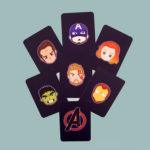 Marvellous Matching Cards | Avengers Marvel theme game for kids | memorization games | creative match cards | The Craftables