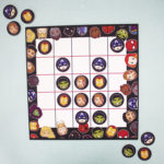 Marvellous Tic Tac Toe | personalized board games | buy board game online | The Craftables