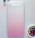 Ombre Dreamy To Do List _ Magnetic Listpads by The Craftables