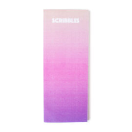 Ombre Sundowner Bookmark Listpad _ Special Notepads by The Craftables