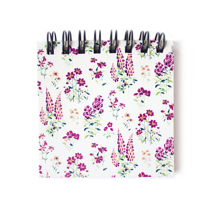 Wallflower Lavender Mini | Mini Listpads by The Craftables