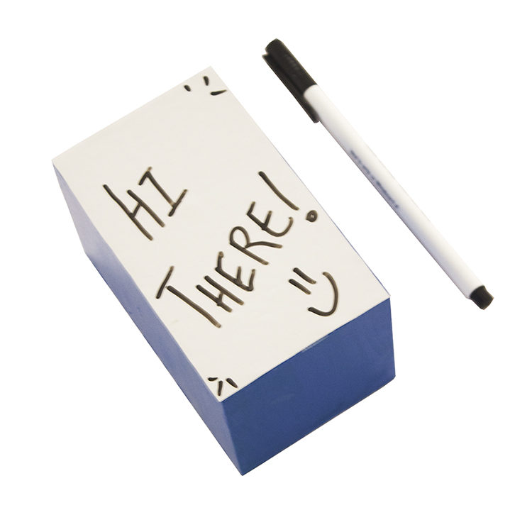 Handmade Erasable Pen Stand   DIY White Board Pen Stand Set by The Craftables