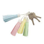 How to make a Tassel keychain | DIY Papercraft Kit by The Craftables