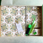 Stationery Sets for her | Wedding stationery ideas by The Craftables | Personalsied stationary set