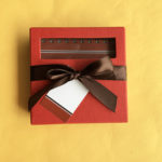 Burgundy Gift Set | Limited Edition Rakhi gift set | The Craftables