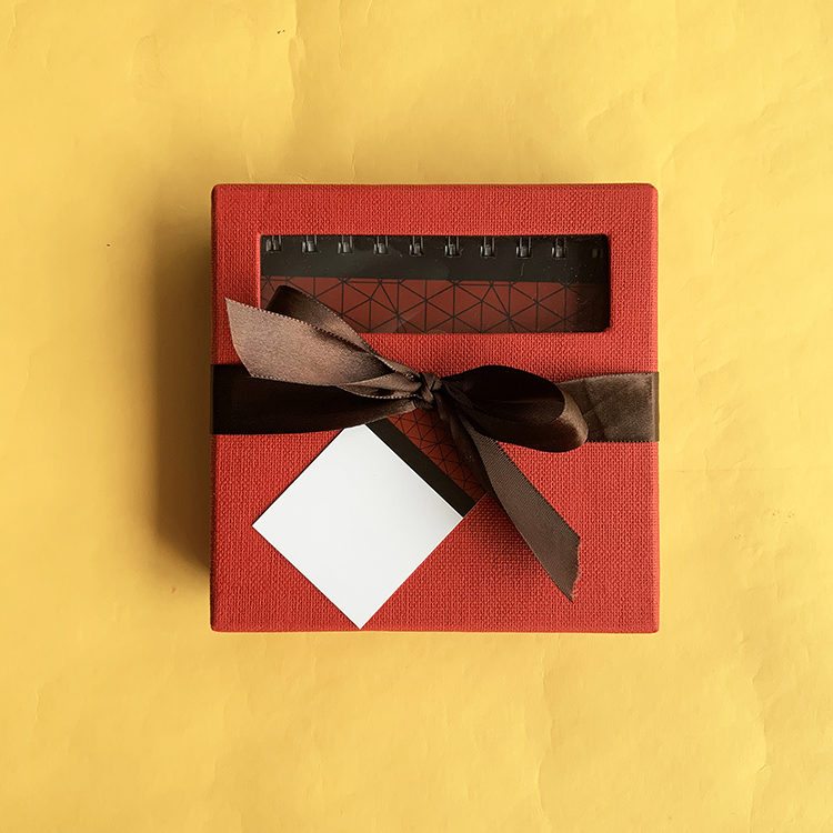 Griddy rakhi Gift Set for Him | The Craftables Stationery Limited Edition
