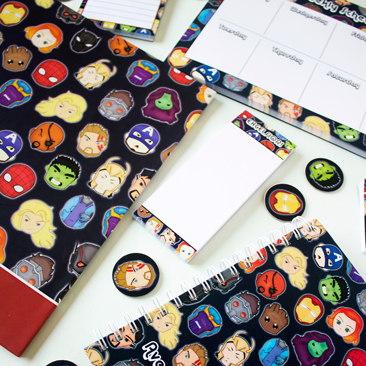 Marvellous Stationery Set | The Craftables 2